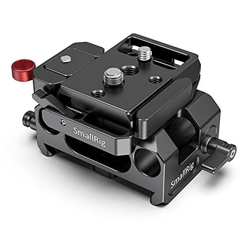 SMALLRIG BMPCC-Basisplatte Kompatibel mit der Blackmagic Design Pocket Cinema Kamera 4K, 6K,...