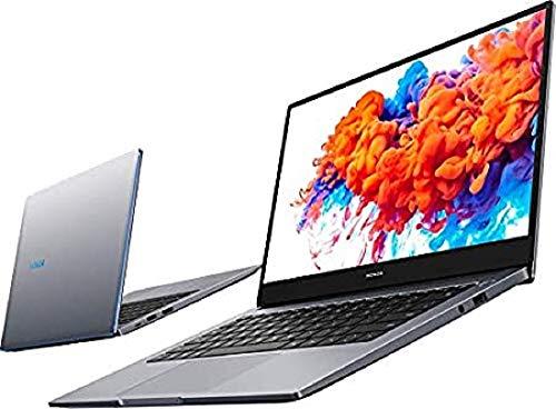 HONOR MagicBook 14 Laptop, 35,56cm (14 Zoll), Full HD IPS, 512 GB PCIe SSD, 16 GB RAM, AMD Ryzen 5...