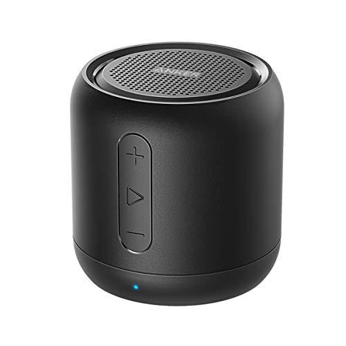 Anker SoundCore mini Bluetooth Lautsprecher, Kompakter Lautsprecher mit 15 Stunden Spielzeit,...