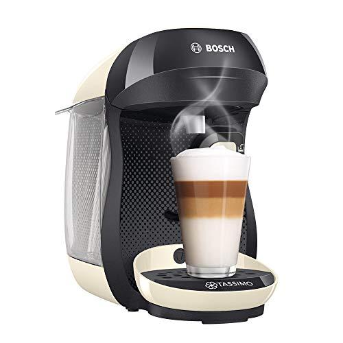 Bosch TAS1007 Tassimo Happy Kapselmaschine (über 70 Getränke, vollautomatisch, geeignet für alle...
