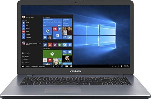 ASUS Intel Quad SSD (17,3 Zoll HD++) Notebook (Intel® Pentium® Silver Quad N5030 mit 3.10 GHz, 8GB...
