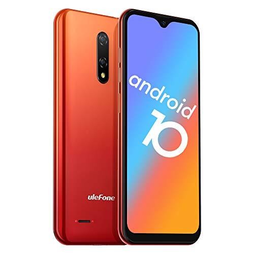 Ulefone Note 8P Smartphone Android 10-4G Dual SIM Billig Handy ohne Vertrag mit 3 in1 Steckplatz...