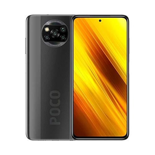 Xiaomi X3 NFC - Smartphone 6 + 64 GB, 6,67 Zoll FHD+ Punch-hole Display, Snapdragon 732G, 64 MP AI...