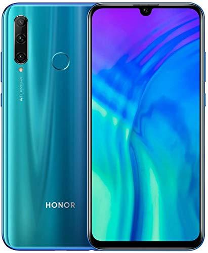 HONOR 20e - Smartphone 64GB, 4GB RAM, Dual SIM, Phantom Blue