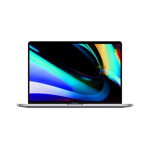 Neues Apple MacBook Pro (16', 16GB RAM, 1TB Speicherplatz) - Space Grau