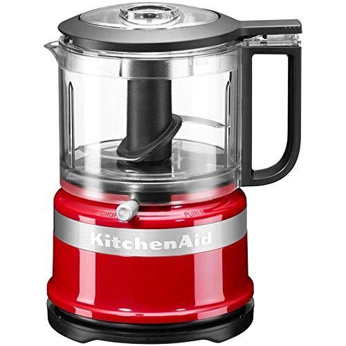 KitchenAid 5KFC35616 EER, Mini-Food-Processor, Großartig zum Hacken, Vorbereiten von Dressings und...