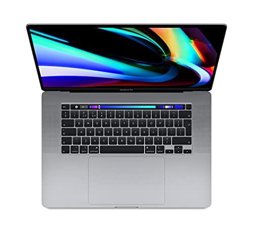 2019 Apple MacBook Pro (16', 16GB RAM, 1TB Speicherplatz) - Space Grau