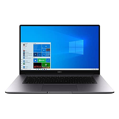 HUAWEI MateBook D 15 Zoll Laptop, FullView 1080p FHD Ultrabook, Windows 10 Home, Intel Core...