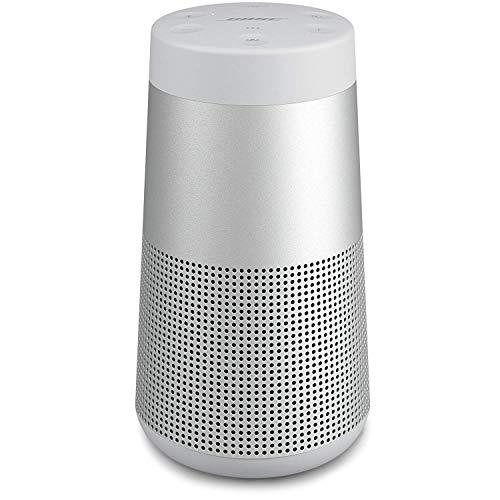 Bose SoundLink Revolve, tragbarer Bluetooth - Lautsprecher (mit kabellosem 360°-Surround-Sound),...