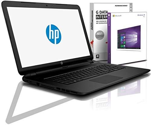 HP (17,3 Zoll) Notebook (Intel N4020 2Core 2x2.60 GHz, 8GB RAM, 512 GB SSD, Intel HD600, HDMI,...