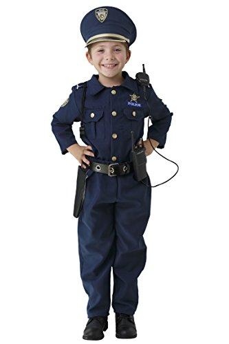 DressUpAmericaPolizeikostümfürJungen-Hemd, Hose,...