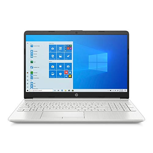 HP 15-dw1219ng (15,6 Zoll / FHD) Laptop (Intel Pentium Gold 6405U, 8GB DDR4 RAM, 256GB SSD, Intel...
