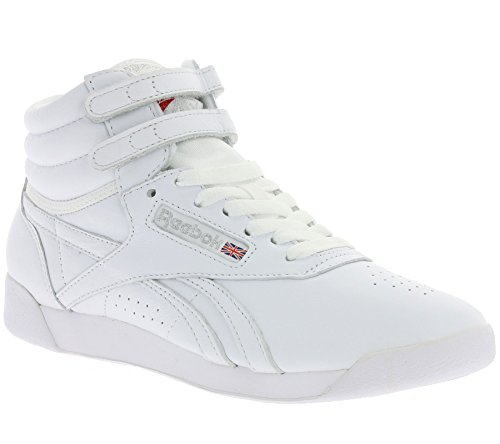 Reebok Classic Damen Sneakers Freestyle HI OG Lux BD4468 FS HIGH OG Weiss (10) 38