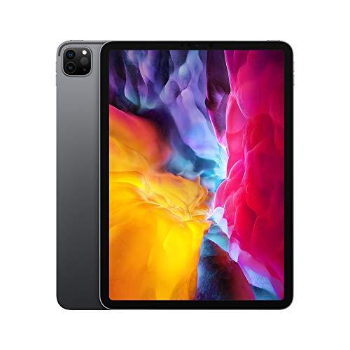 Neues Apple iPad Pro (11', Wi-Fi, 128GB) - Space Grau (2. Generation)