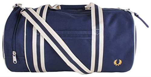Fred Perry Twin Tipped Barrel Sporttasche