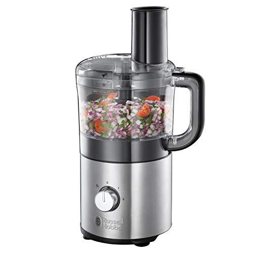 Russell Hobbs Mini-Küchenmaschine Compact, platzsparendes Design, 1.2l spülmaschinenfeste...