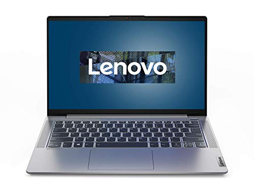 Lenovo IdeaPad 5 Laptop 35,6 cm (14 Zoll, 1920x1080, Full HD, WideView, entspiegelt) Slim Notebook...