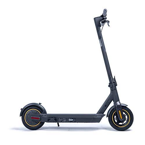 Segway-Ninebot MAX G30 e Scooter (ohne StVZO), schwarz, Einheitsgröße