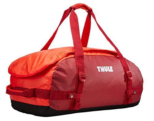 Thule Chasm Duffel Bag 40L (Rucksack und Reisetasche in einem) orange, Erwachsene