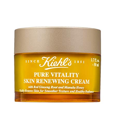 Kiehl's Pure Vitality Skin Renewing Cream Gesichtscreme, 50 ml