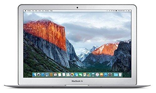 Apple MacBook Air, 13', Intel Dual-Core i5 1,6 GHz, 256 GB SSD, 8 GB RAM, 2015 (Generalüberholt)