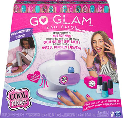 Cool Maker Go Glam 2 in 1 Nagel Salon