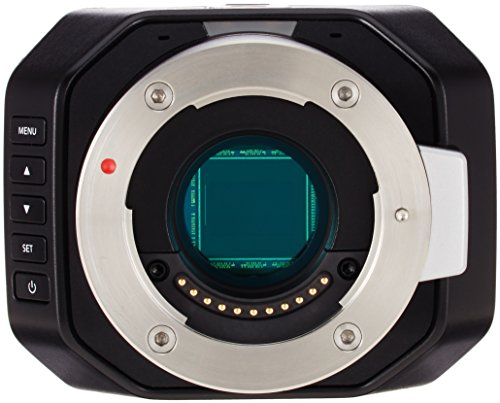 Blackmagic Design Micro Studio Camera 4K (Steckplatz für Speicherkarten)