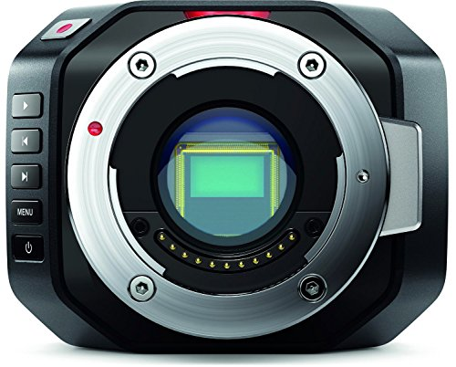 Blackmagic Design Micro Cinema Camera (Steckplatz für Speicherkarten)