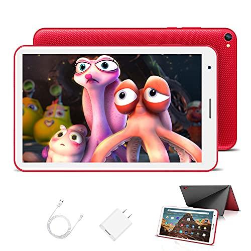 Kinder Tablet 8 Zoll mit WiFi 3GB + 32GB/128 Erweiterbar Android 10.0 Pie Zertifiziert von Google...