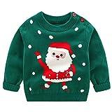 Jungen Mädchen Pullunder Winter Sweatshirt Baby Weihnachten Langarm Sweater Kinder Netter Cartoon...