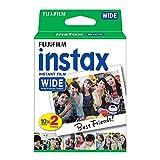 instax WIDE Film, Doppelpack (2x10 Aufnahmen)