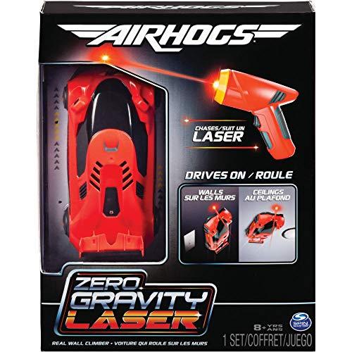 Air Hogs Zero Gravity Laser Racer, Rennwagen mit Laser - Fernsteuerung, fährt an Wänden und...