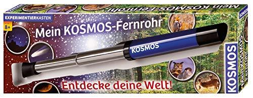 Kosmos 676919 - Mein Fernrohr. Entdecke deine Welt! Linsen-Fernrohr mit 12facher Vergrößerung....