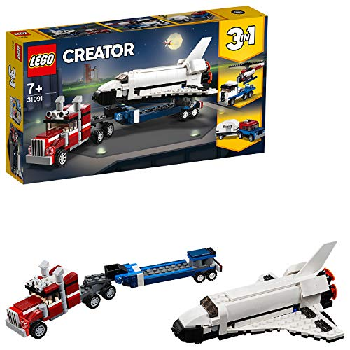 LEGOCreator 31091 Transporter für Space Shuttle