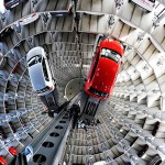 V bližini sedeža avtomobilskega giganta Volkswagen v nemškem mestu Wolfsburg, je korporacija zgradilo pravo malo mesto, posvečeno avtomobilom pod okriljem Volkswagna.