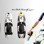 Jet - Surf / Inovativna deska za vodne užitke