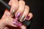 Spider nail designs