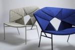 Stoli iz tkanine - Big Rush Hanne Maring