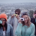TheQ - sodobni vintage fotoaparat
