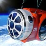 World view enterprises - polet z balonom v vesolje