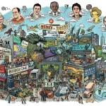 Dogodki in ljudje, ki so zaznamovali leto 2013.