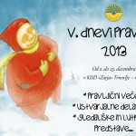 Dnevi pravljic 2013 - plakat