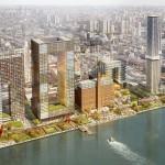Domino Sugar je projekt, s katerim bodo prenovili industrijsko obalno področje v mestu in ga spremenili v luksuzno stanovanjsko sosesko. Vrednost projekta je 1,5 milijarde dolarjev.