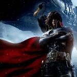 Znanstvenofantastični animirani film Vesoljski pirat kapitan Harlock (Space Pirate Captain Harlock, Japonska, 2013).