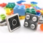 Lego prstan