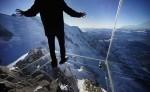 Vertigo! Nova steklena instalacija v francoskih alpah