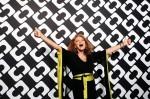 Diane Von Furstenberg na praznovanju 40-letnice obleke na preklop.