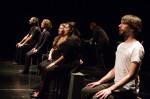 Mare Bulc + nastopajoči: GREMO VSI! (Jaka Berger, Miha Blažič - N'toko, Matija Dolenc, Polona Janežič, Tina Perić, Irena Preda), Produkcija Maska, april 2013, foto: Nada Žgank