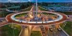 Prvo viseče kolesarsko krožišče na svetu