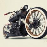 Train Wreck - Koncept motorja na paro